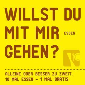 Willst du mit mir (essen) gehen? http://zeitgeist-vienna