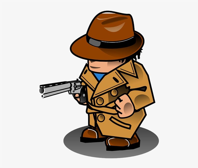 Detective Free To Use Cliparts Pixel Art Private Detective Pixel Art Private Detective Art