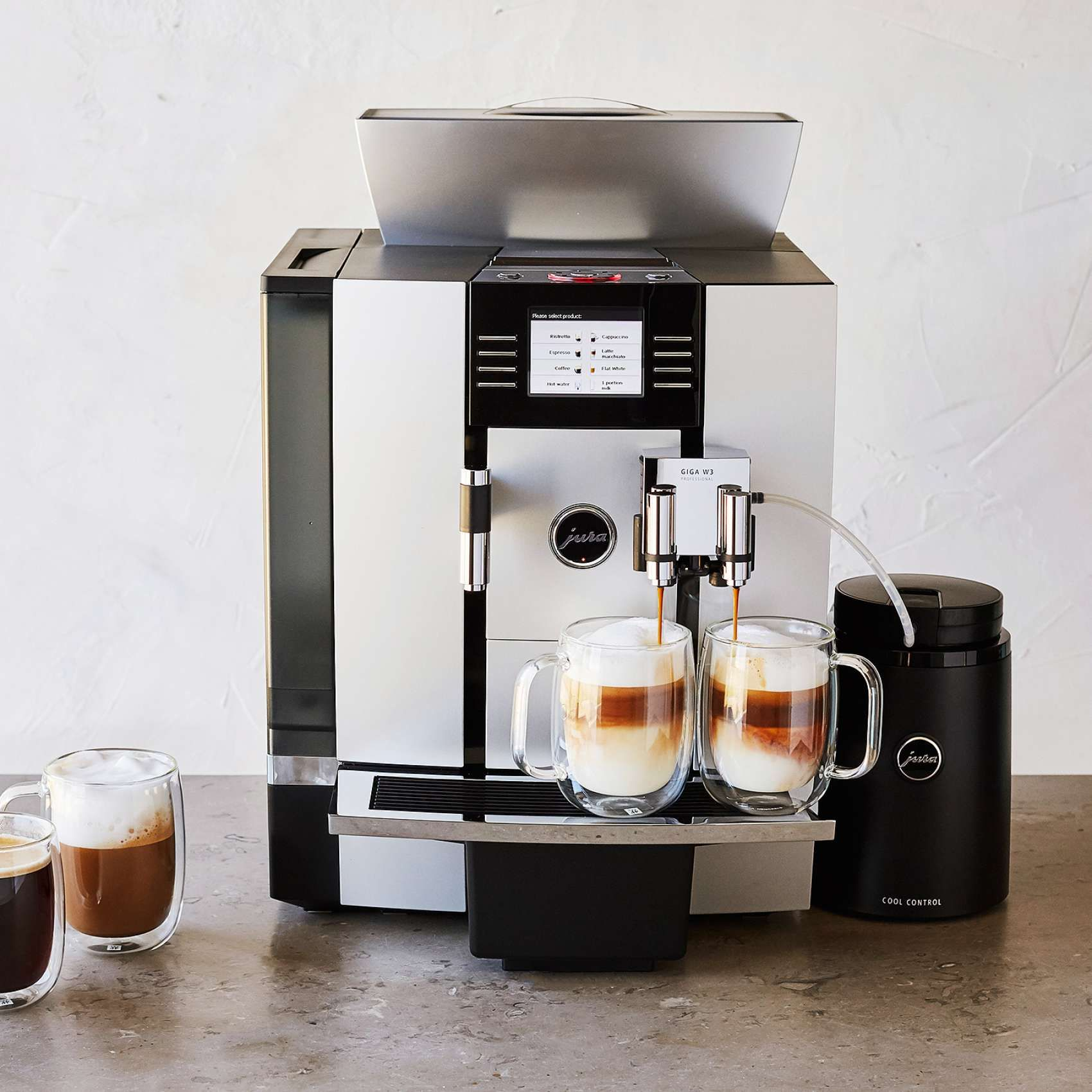 JURA GIGA W3 Automatic Coffee Machine #juracoffeemachine