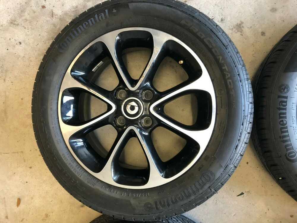 Details About 2016 2017 2018 15 4x100 Alloy Wheel With Tire For
