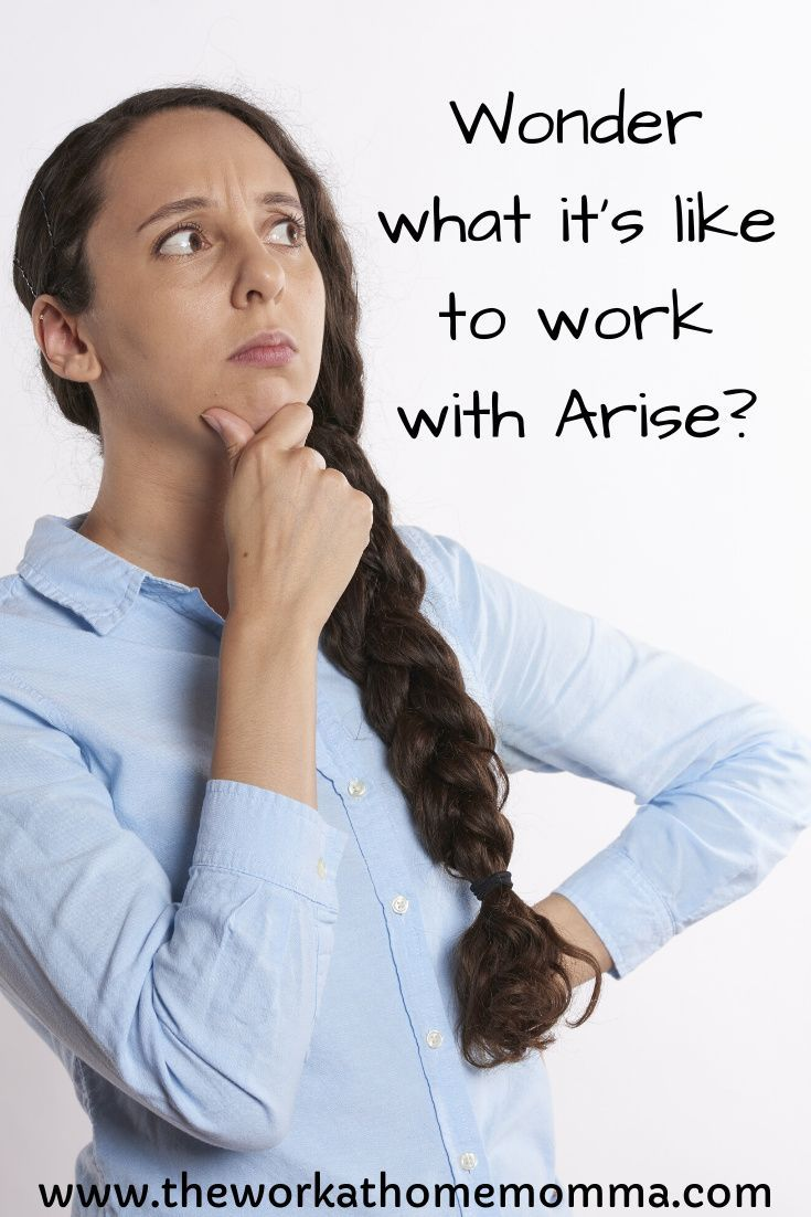 What Is It Like To Work From Home With Arise?