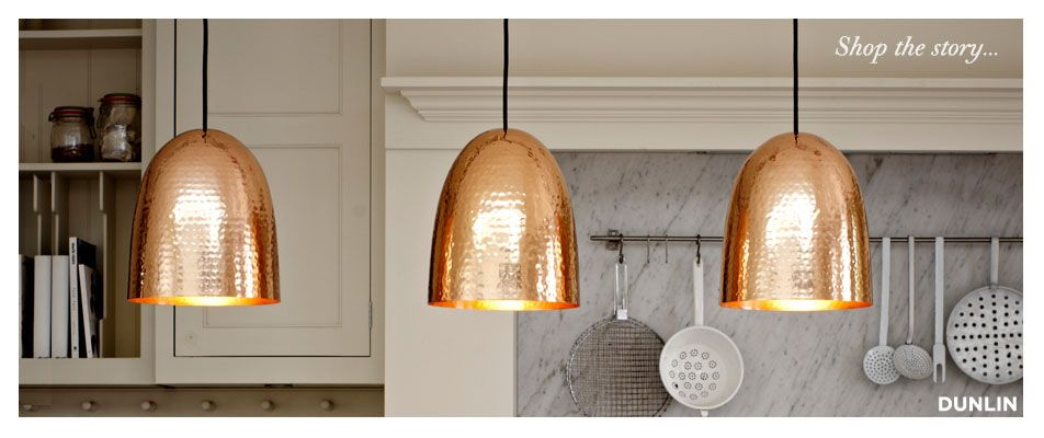 Cooper Pendant Lights Dreamy From Dunlin Home
