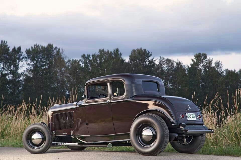 1932 Ford 5 Window Coupe Highboy Hot Rod Hot Rods Old Hot Rods Hot Rod Trucks
