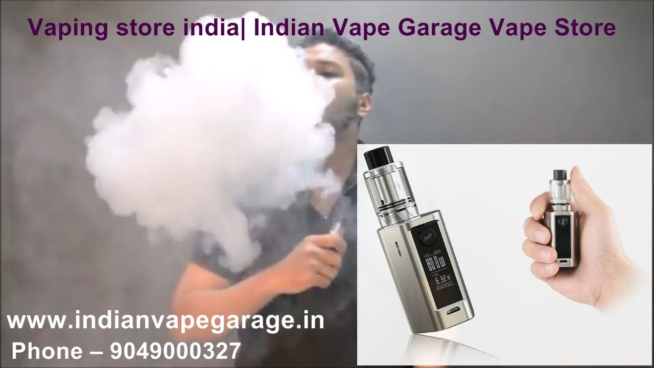 We are the that is Indian Vape Garage first to explore affordable