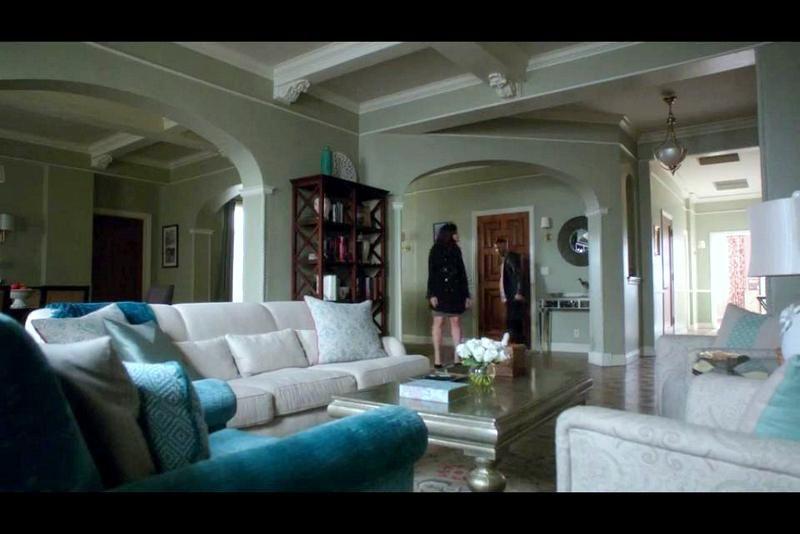 Olivia Pope Apartment Decor