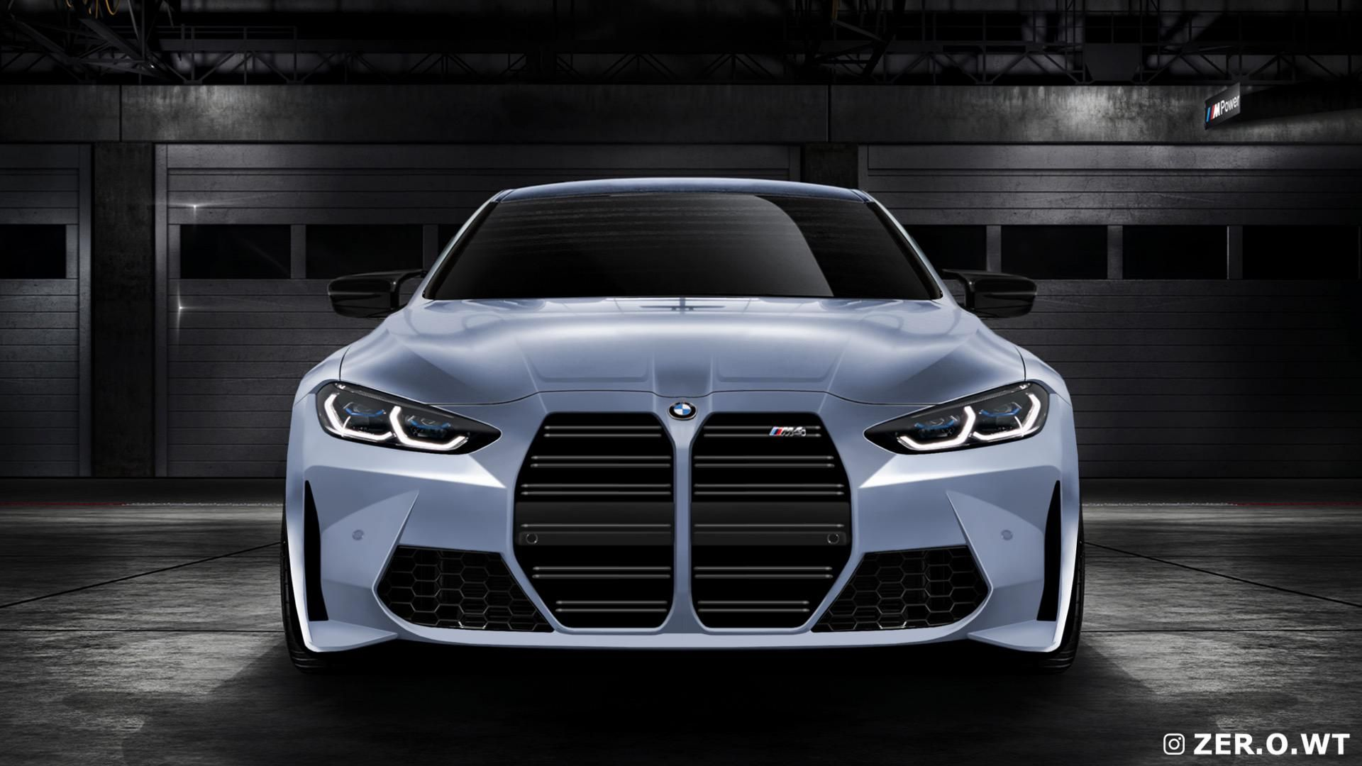 2021 Bmw M4 G82 A New Render Based On Recent Leaks In 2020 Bmw M4 Bmw Bmw Love