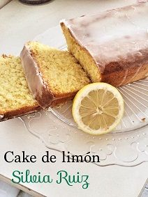 Cake de limón Thermomix