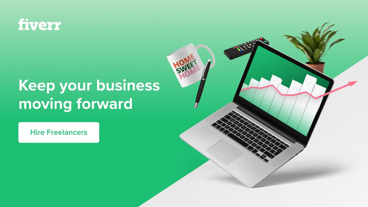 How To Grow Your Business With Freelancers In 2021 Fiverr Business Earn Money
