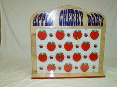 Apple Cherry Dart by State FairGame Supply.  $299