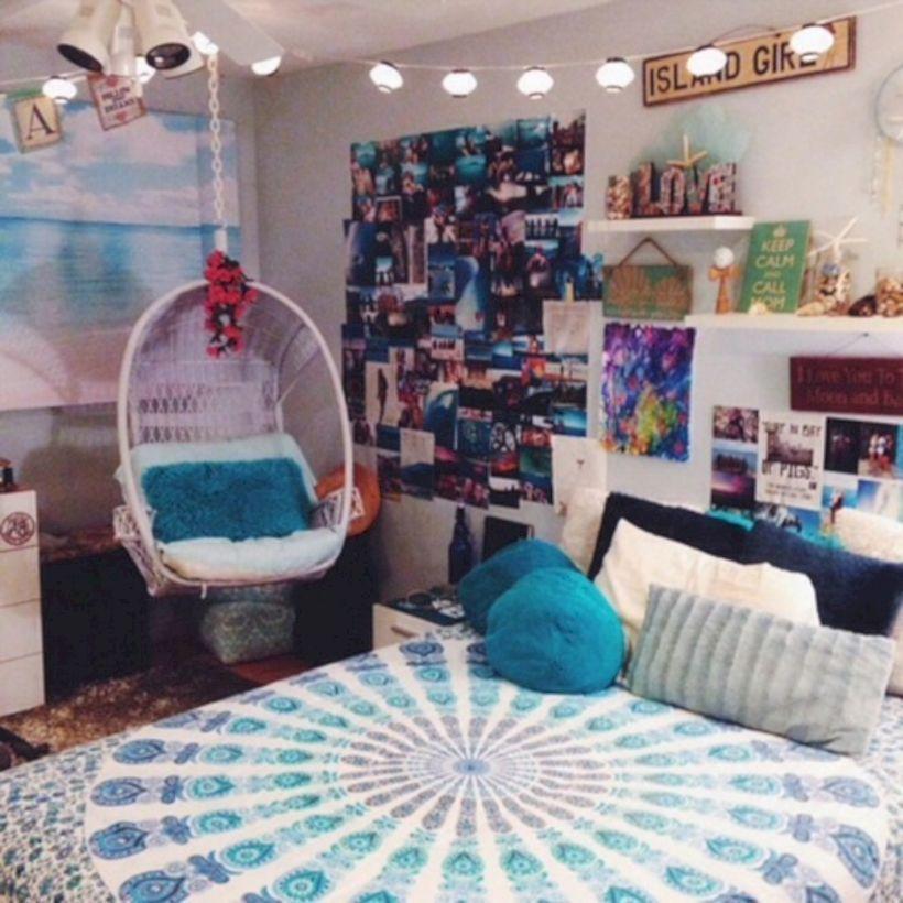 60 Cozy Bohemian Teenage Girls Bedroom Ideas Room Inspiration