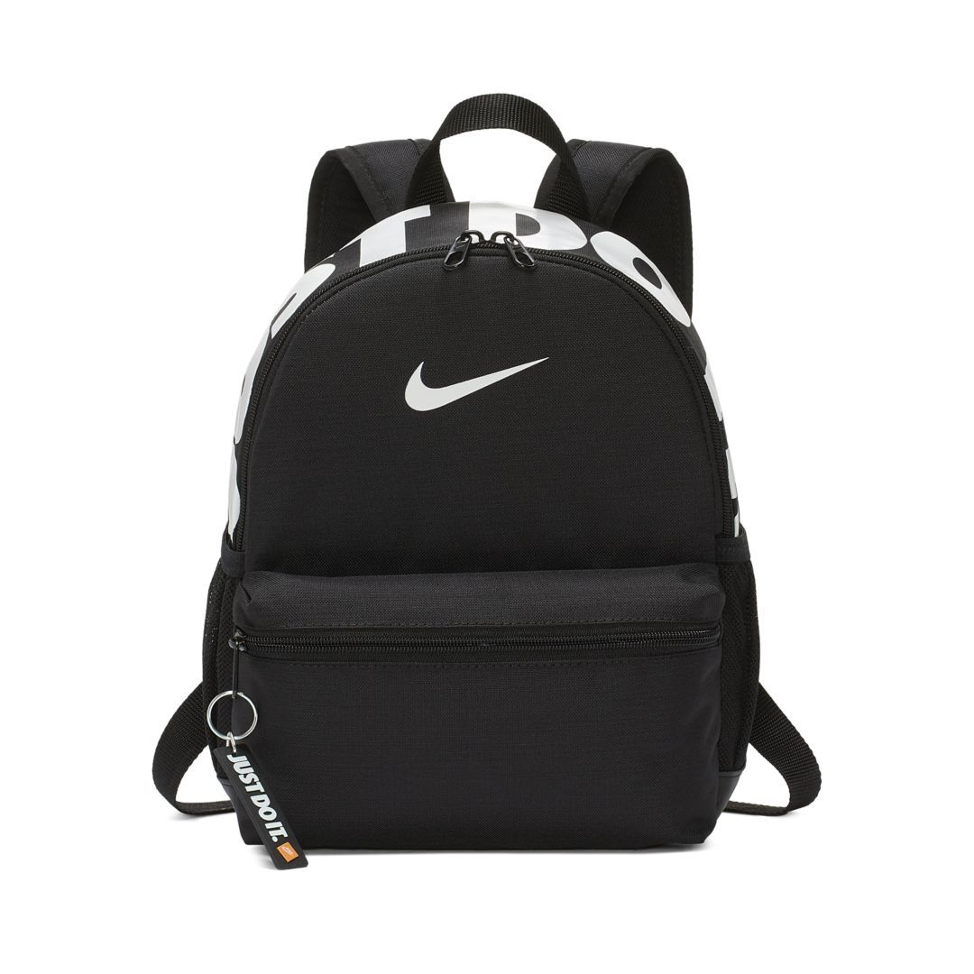 Camion pesado Amedrentador recursos humanos  Nike Brasilia JDI Kids' Backpack (Mini). Nike.com | Cute mini backpacks,  Black backpack, Kids backpacks