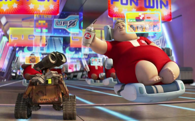 Pixar Theory The Unseen Cannibalism Of Wall E Pixar Theory Wall E Movie Wall E