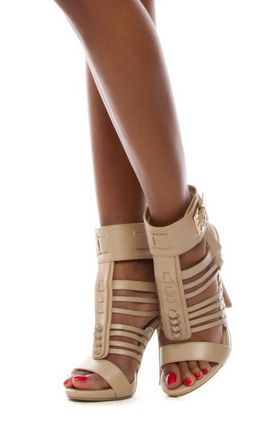Velencia High Heel Sandals