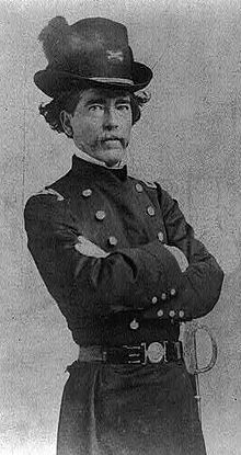 Paul Octave Hébert (December 12, 1818 – August 29, 1880) was the 14th Governor of Louisiana from 1853 to 1856 and a brigadier general in the Confederate States Army.