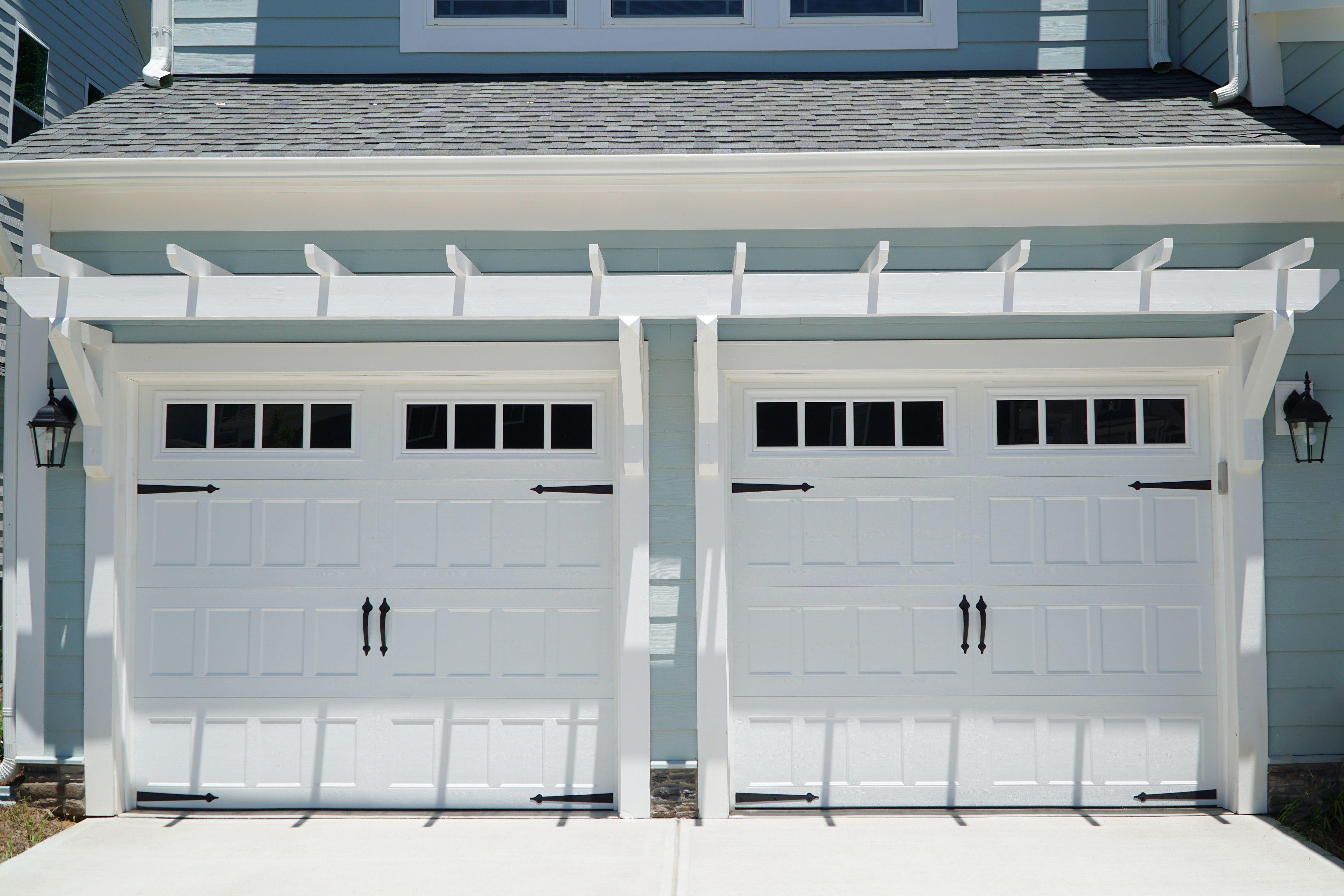 Insulated Garage Doors In Virginia Beach Va In 2021 Garage Doors Garage Door Repair Garage Door Opener Repair
