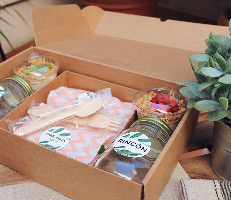 Decorar fiestas con envases take away cosas que molan packaging envases decoracion fiesta - Envases take away ...