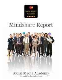 Mindshare Report - showing how a small group of students can find more about 5 randomly selected global enterprises than most employees know about their own business.