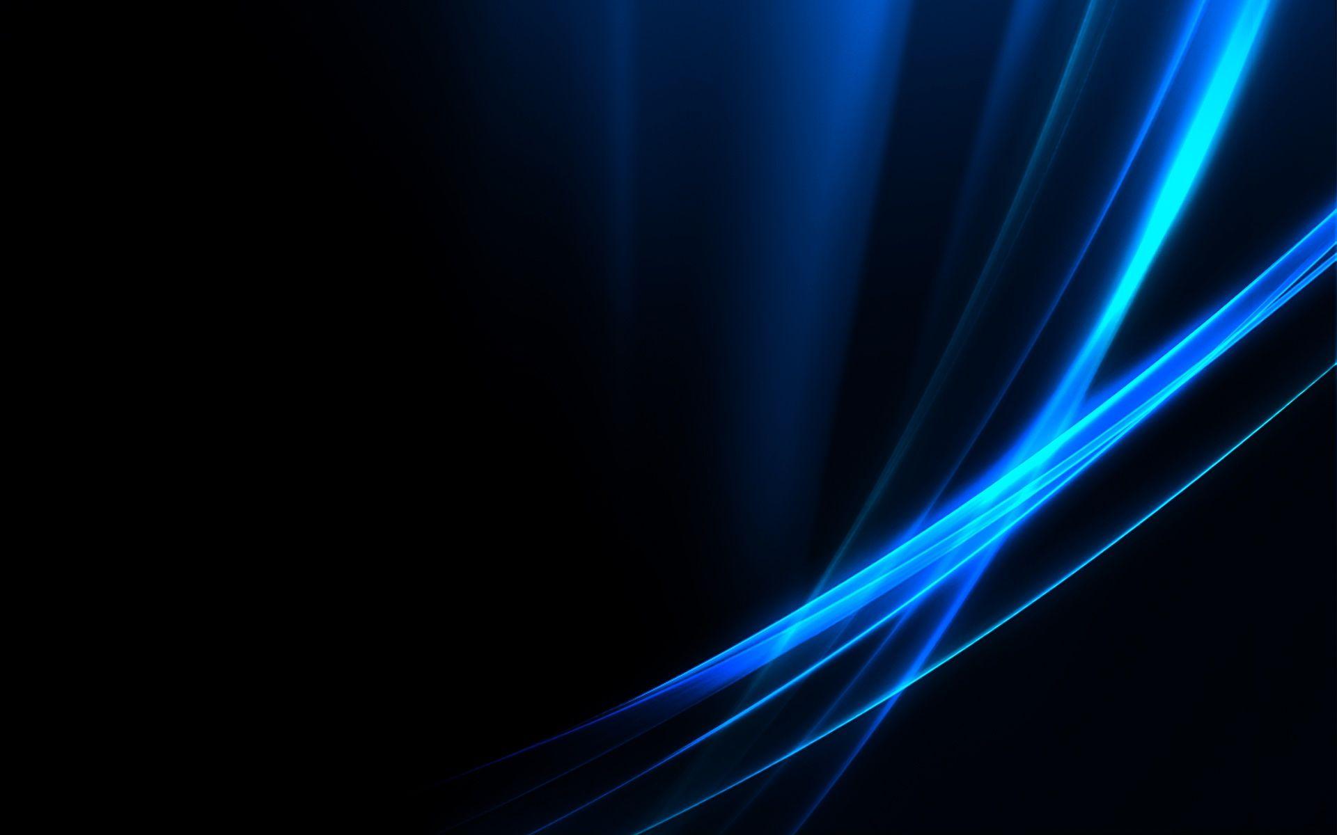 1569474 Jpg 1 920 1 200 Pixels Black And Blue Wallpaper Waves Wallpaper Digital Wallpaper