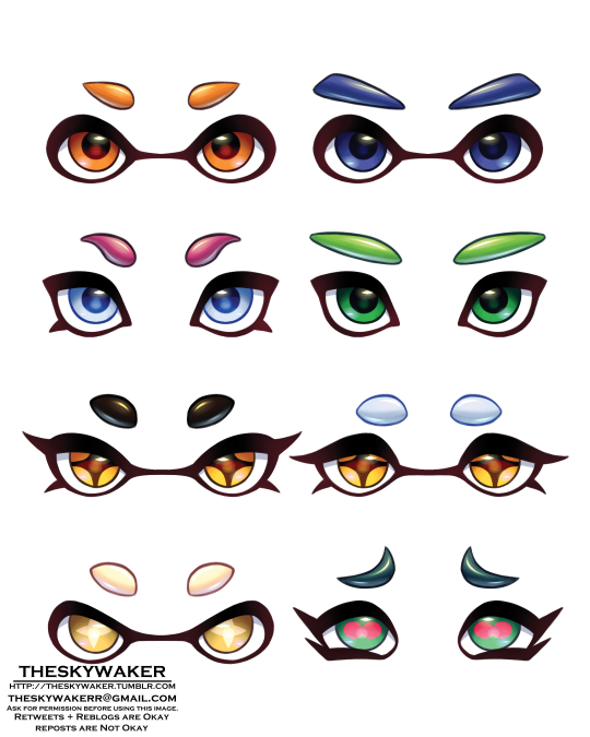 Splatoon Eyes 7 1 2018 By Theskywaker Splatoon 2 Art
