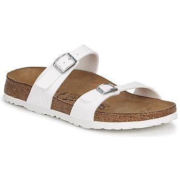 ¡Con su nombre evocador, esta #sandalia con doble correa ajustable sólo te puede relajar ! Qué bien : de la marca Birki's, su primera vocación es la comodidad con su famosa suela anatómica. ¡Relájate!