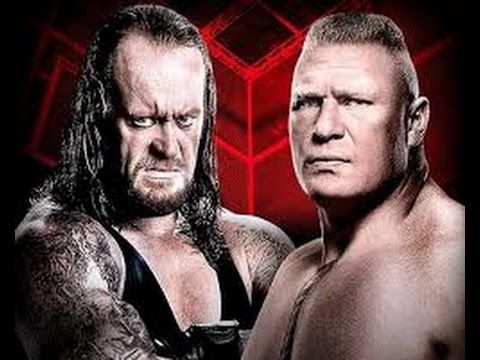 BEST MATCH EVER John Cena vs Brock Lesnar vs Undertaker - WWE   the undertaker wwe undertaker
