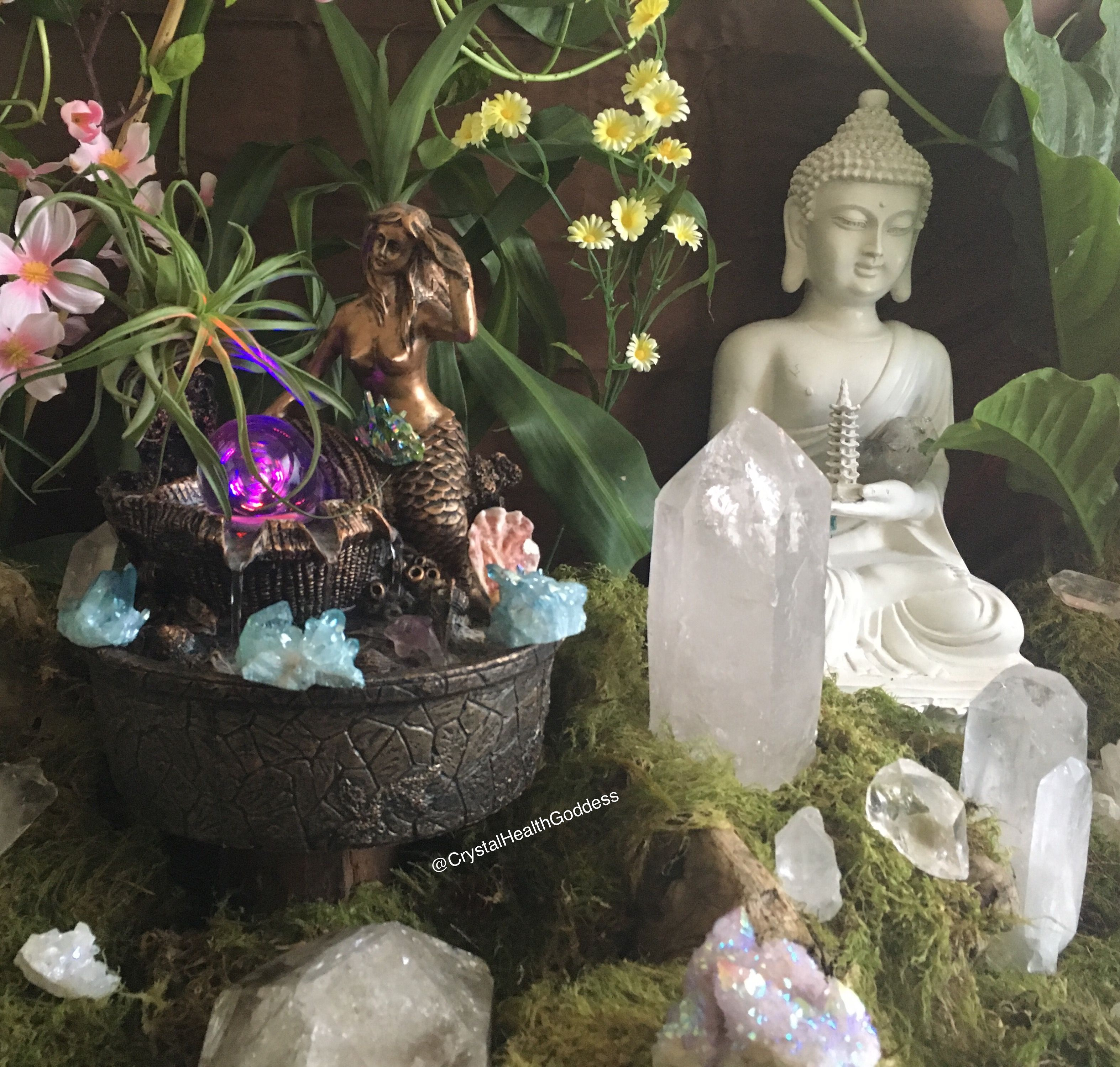 Mermaids, Buddhas, Crystals, Flowers Find What You Need To Create