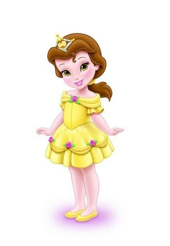 Disney Princess Toddlers - Belle | Disney <3 | Pinterest | Bella ...