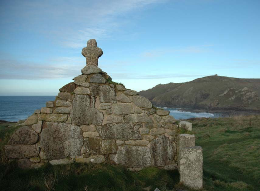 St Helens Oratory - Cape Cornwall