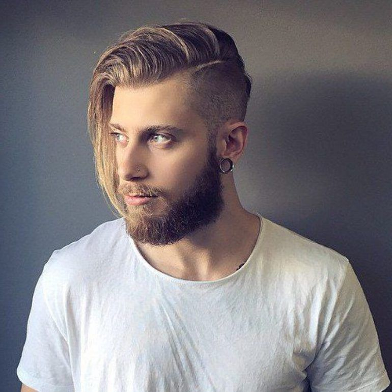 Long Hairstyles For Men Long Undercut Hairstyle Harptimes Com Mens Hairstyles Undercut Undercut Hairstyles Haircuts For Men