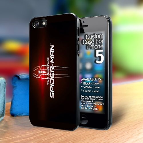 The Amazing Spiderman Symbol Logo Iphone 5 Grab It Fast