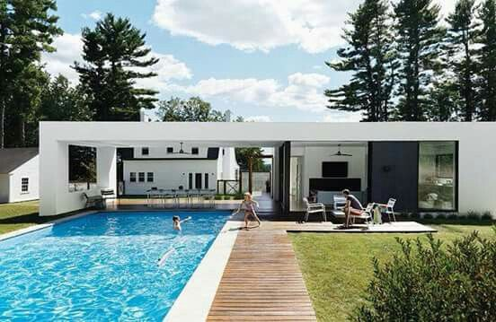 Pin by Siddhartha Deb on mid century modern | Pinterest | Mid ... Guest Pool House Designs Mid Century on carriage house guest house designs, hacienda guest house designs, southwestern guest house designs, ranch guest house designs,