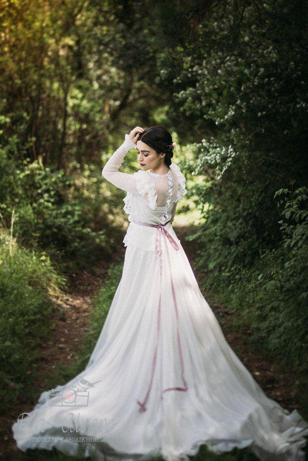Talleres vestidos de novia madrid