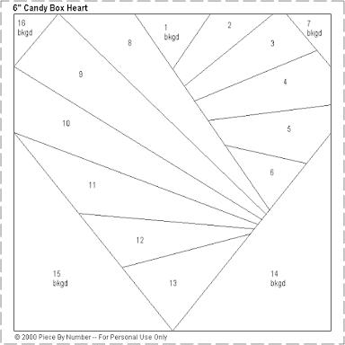 Image Result For Paper Piecing Nahen Auf Papier Quilts Kostenlos Quiltmuster