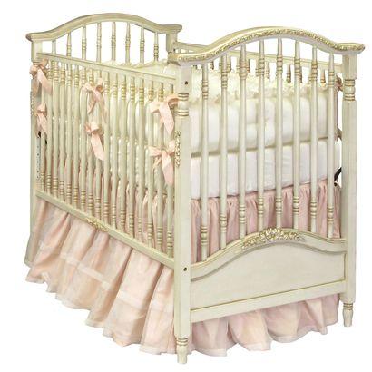 Afk Furniture Manufacture Luxury Baby Furniture Elegant Cribs