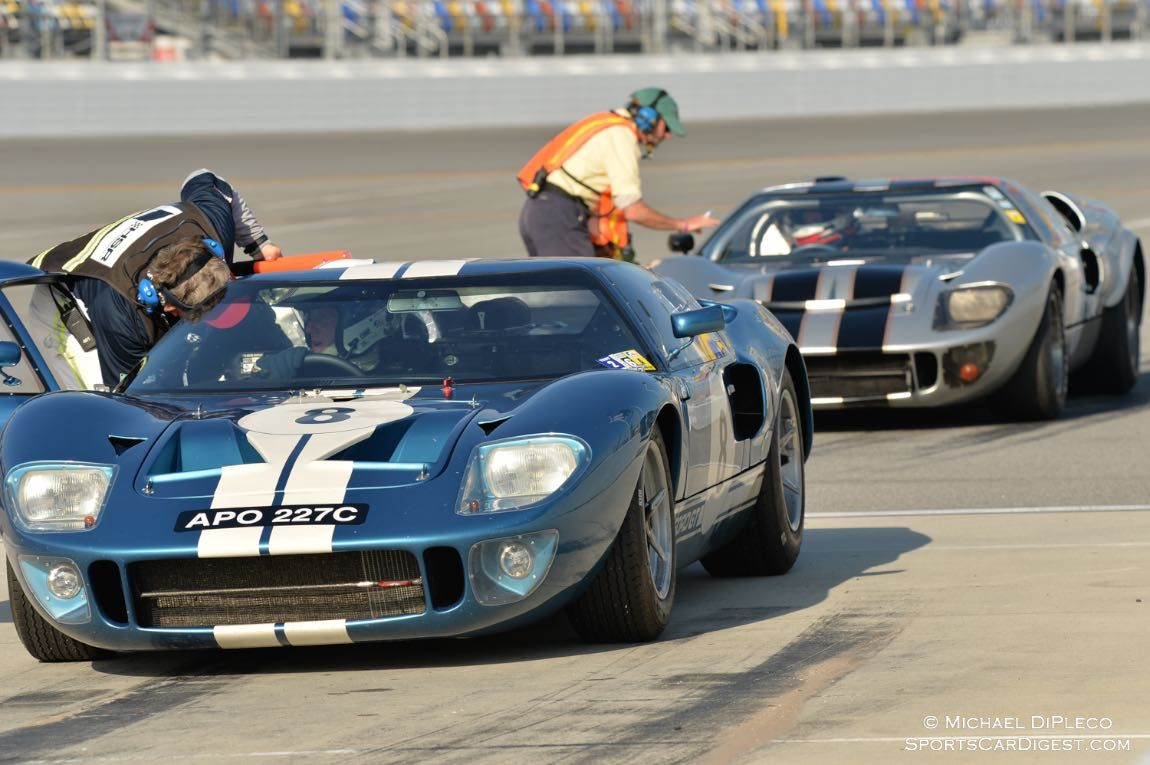 Classic 24 Daytona 2014 Photo Gallery Ford Gt40 Ford Gt Race