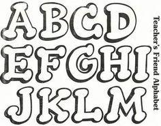 Tipos De Letras Bonitas Para Carteles Imagui Moldes De