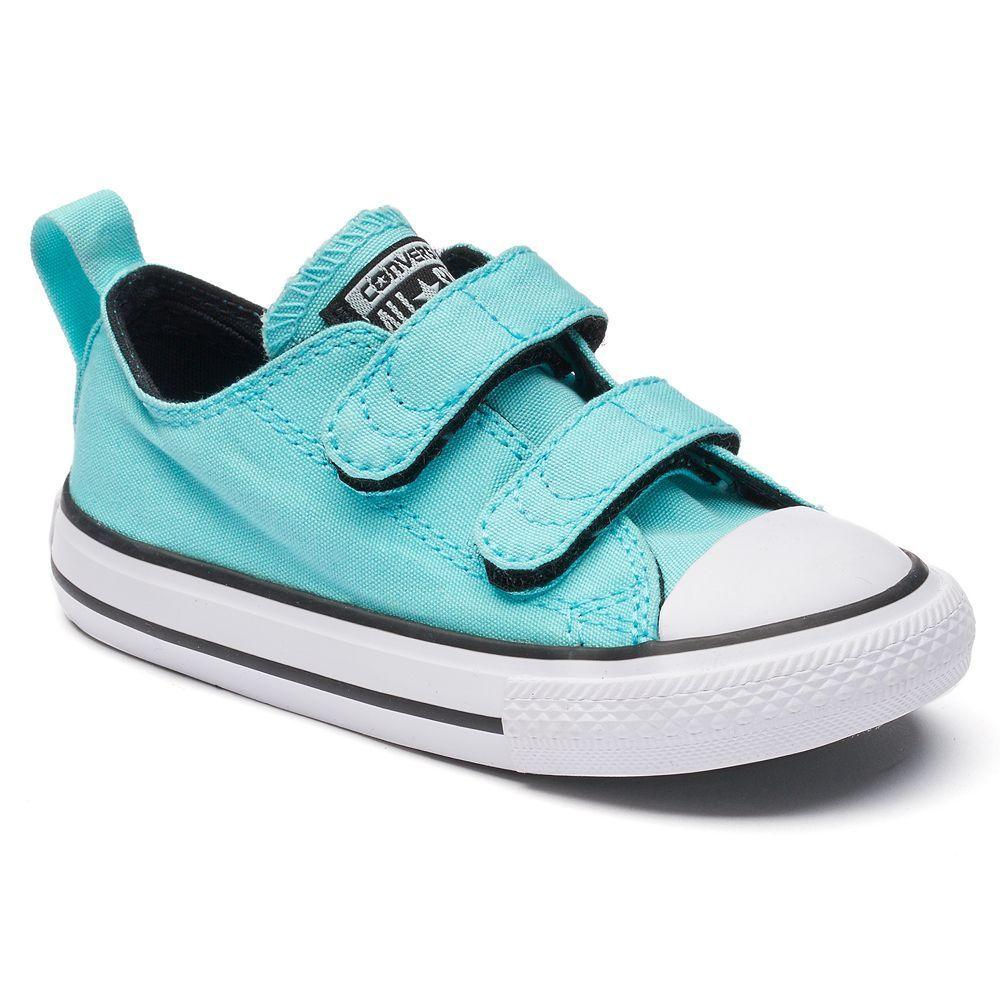 48da93e110c1 Toddler Girls  Converse Chuck Taylor All Star 2V Sneakers