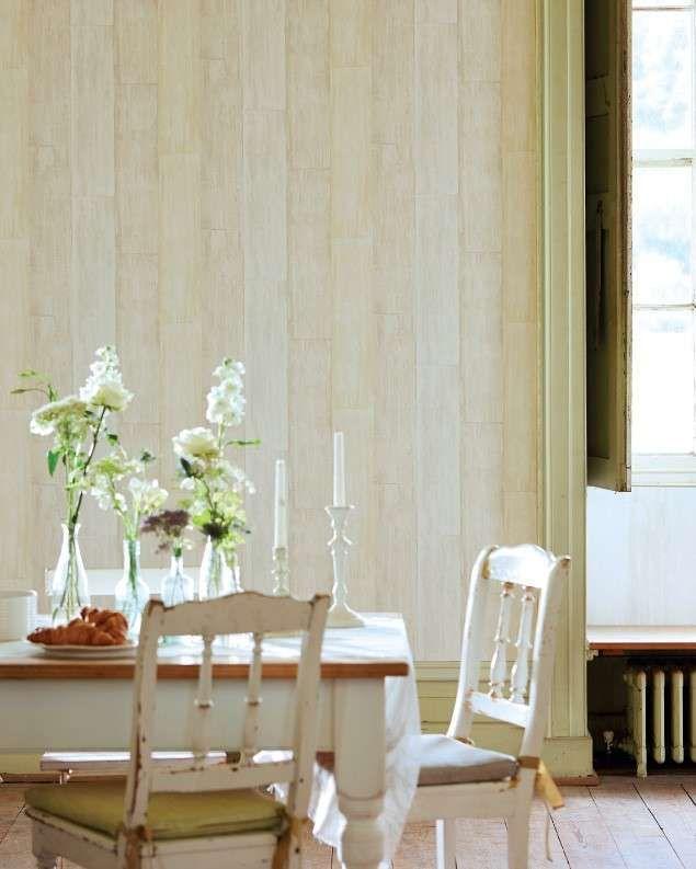 Pareti rustiche: i colori più belli - Le pareti della sala da pranzo ...