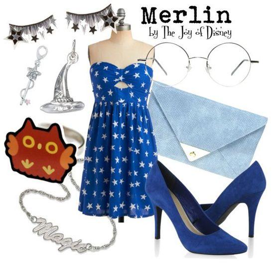 Inspired by: Merlin