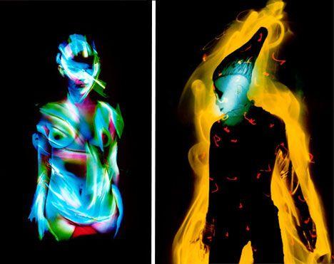 10 Amazing Light Graffiti Artists and Photographers: From Light Writing to Extreme Exposures | WebUrbanist