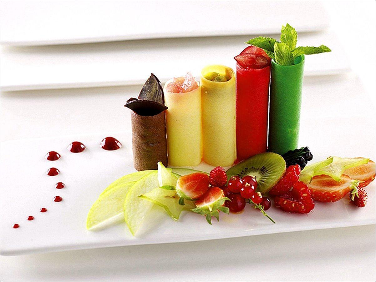 Extrait de thuries magazine recette d 39 olivier streiff projet tut gastronomie art - Magazine recette de cuisine ...