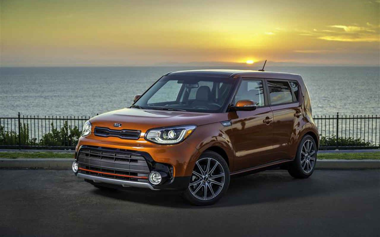 High Quality 2018 Kia Soul AWD Release Date, Review   The Second Generation Of Soul Was  Presented In 2014, And It Seems Too Early To Ask A Full Redesign In The New  2018 ...