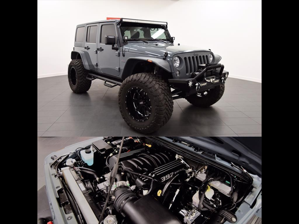 Awesome Awesome 2014 Jeep Wrangler Unlimited Sport 6 4l Hemi 6 4l