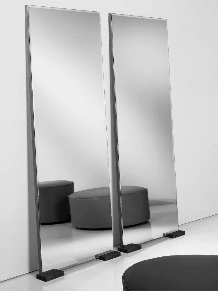 Specchio da terra design Imago Halifax Specchiere da