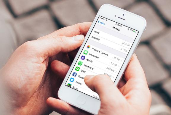 Cara Mudah Cek Sisa Space Yang Dipakai Aplikasi Pada Iphone Iphone Aplikasi Iphone Aplikasi