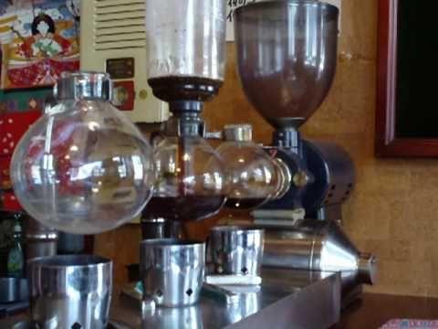 Japanese Coffee Siphon Maker Very Showa Retro Japonica 喫茶店 コーヒー グラス