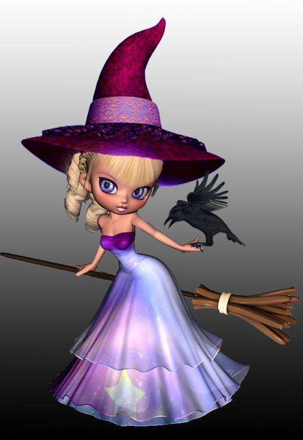 Pin De Ramón Ariel Ramírez En čarodějnice Brujas De Halloween Dibujos Animados De Halloween Cosas De Halloween