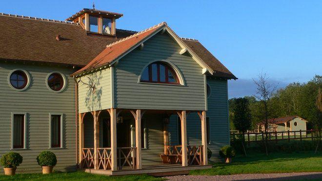 La maison bois dans tous ses états