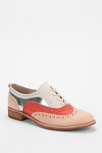 Sam Edelman Tonal Jerome Heeled Oxford - I got these and are so adorable!
