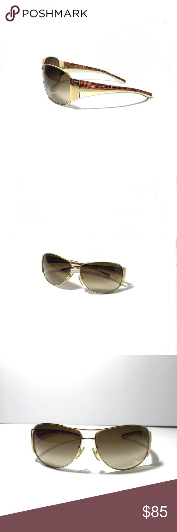 1933028262c Prada sunglasses Small scratch on the front. Still tons of life left. Prada  Accessories Sunglasses